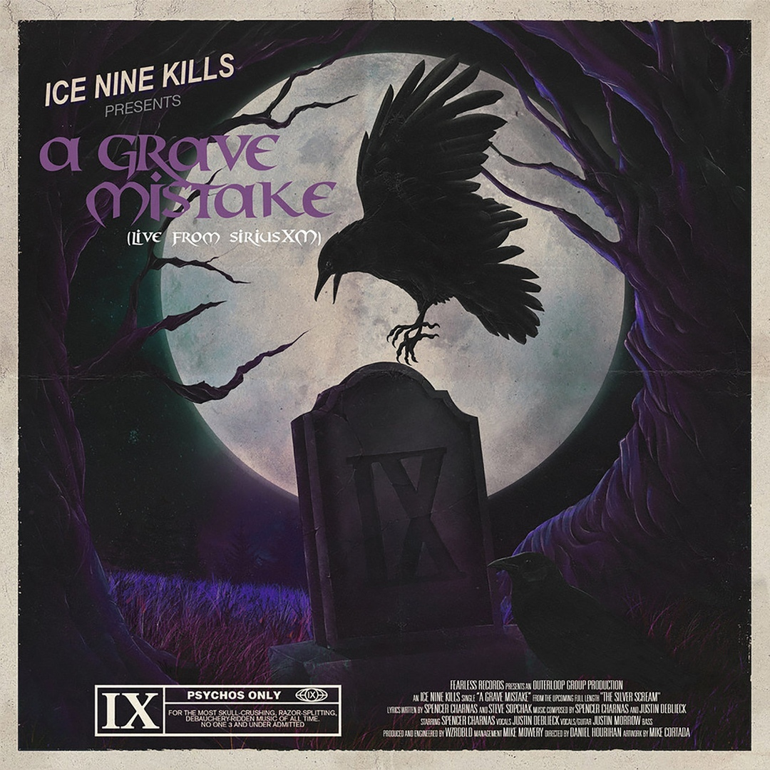Ice Nine Kills - A Grave Mistake (Live From SiriusXM) (Single)