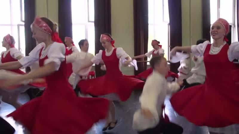 Московский Губернский колледж искусств поздравил Россию и Китай с 70 летием дипотношений