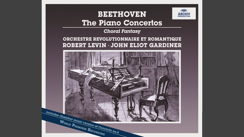 Beethoven: Symphony No.2 in D, Op.36 - Chamber Version for Piano, Violin and Violoncello (1805)...