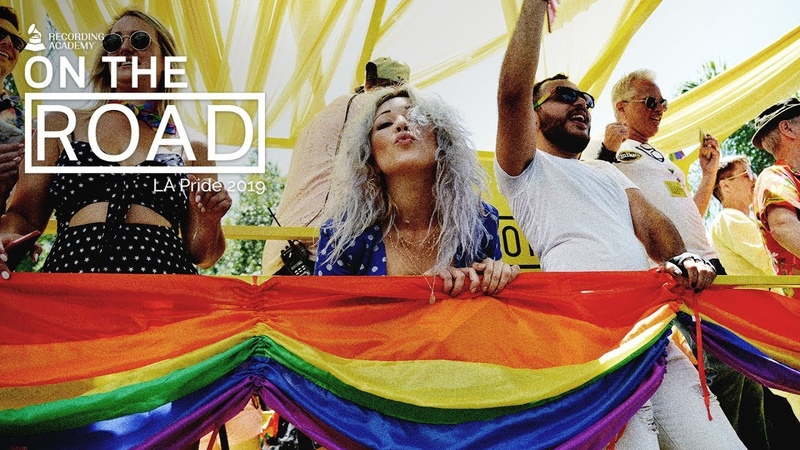 Laith Ashley The Veronicas More Artists On What Pride Means To Them On The Road