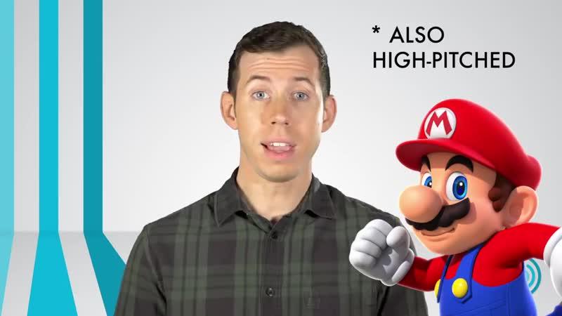 """""""How To Do A Luigi Voice Impression"""" - Voice Breakdown Ep. 14 - Nintendo Series"""
