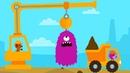 Sago Mini World - Sago Mini Trucks and Diggers - Play Fun Building Sweet Home Games for Kids
