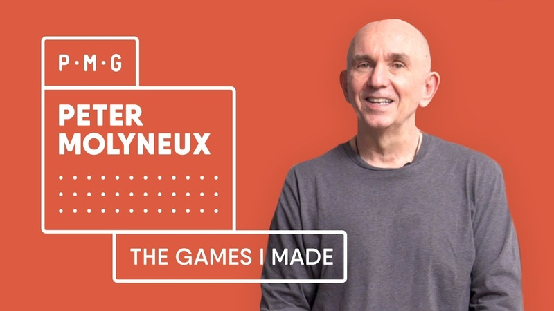 We showed Peter Molyneux every game he's ever made