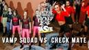 WICKED ZONE 2019 | CREW CHOREO BATTLE | VAMP SQUAD VS CHECK MATE CREW 2 round
