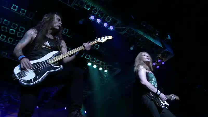 Iron Maiden - Hallowed Be Thy Name 2008