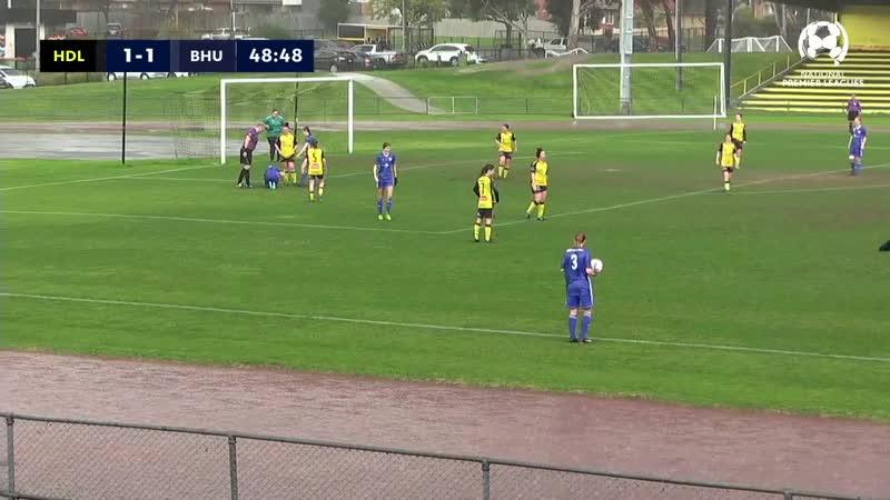 NPLW Victoria Round 17, Heidelberg United vs Box Hill United