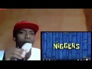 Spongebob niggers meme
