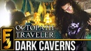 Octopath Traveler Dark Caverns Metal Guitar Cover feat ToxicxEternity FamilyJules