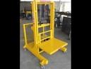Elevador Eléctrico Industrial HPC Tecnologías C A