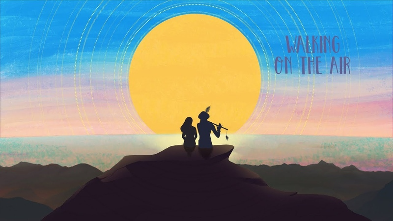 Atmasfera - Walking on the Air (Official Lyric Video)