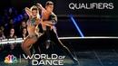 Karen y Ricardo: Qualifiers - World of Dance 2018 (Full Performance)