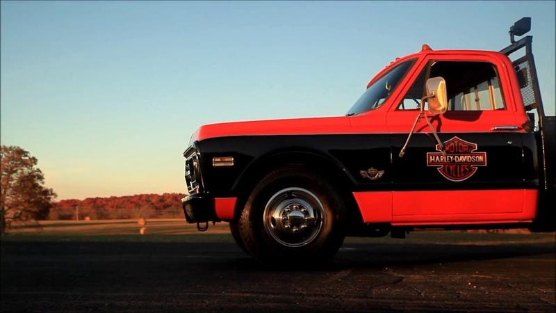 Hog 1971 GMC C10 C30 Car Hauler Tow Truck FOR SALE