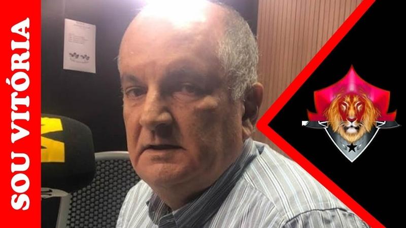 Alexi Portela revela rombo de R$ 30 milhões e busca por reforços no Vitória