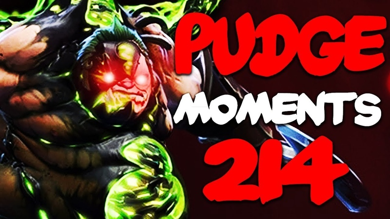 Dota 2 Pudge Moments Ep. 214