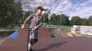 Kick scooter tricks скейтпарк Щелково 20180605