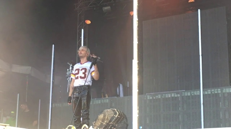 Tokio Hotel- Chateau (Live @ Kieler Woche/ 28.06.2019) Melancholic Paradise Tour