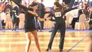 Sharif Mirhanov Anna Dolgopolova Samba 2019 RDU Championship Youth Latin