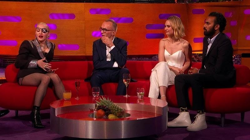 The Graham Norton Show S25E11 HD Madonna Sir Ian McKellen Lily James Himesh Patel Danny Boyle
