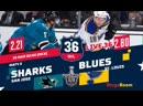 НХЛ НА РУССКОМ. КС-18/19. Р3. Сан-Хосе - Сент-Луис (матч 5)