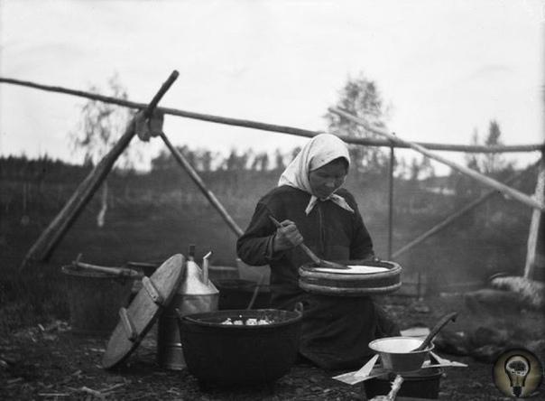Э́нонтекиё 1900 - 1930-е гг. Финская Лапландия. Ч.-1