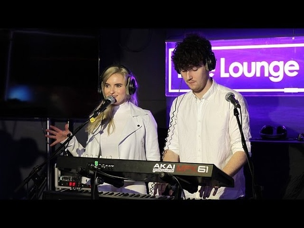 Clean Bandit cover Lorde's Royals in the Live Lounge