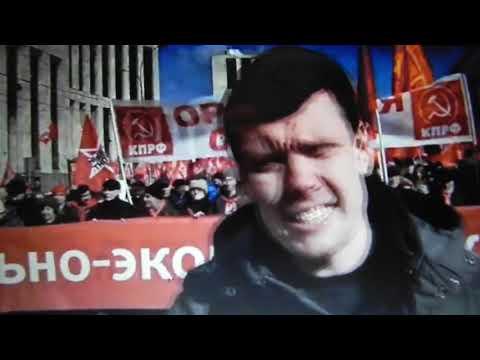 Все на митинг За смену социально-экономического курса на проспекте Сахарова, Москва