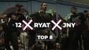 Top 8 12 aka Baddbeast.X VS Ryat VS JNY BeastCamp USA Championship 2019