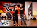 Brad Whelan and Torri Zzaoui German Open 2017 Pro Show