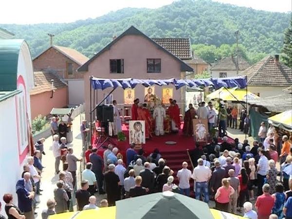 Info - Osvestana crkva u selu Glavinci kod Jagodine - (TV KCN 10.06.2019)