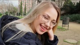 Money talk - Selvaggia Blonde Interview for a cash Full HD  New Stories Part 1
