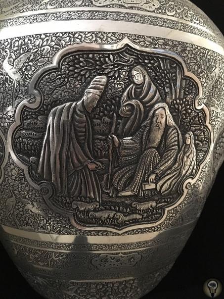 Галямзани, древнейший народный промысел Ирана