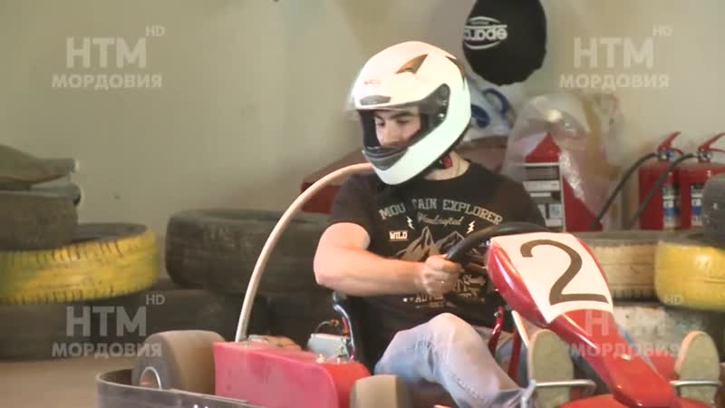 НТМ Мордовия С соревнований по пилотированию электрокартинга