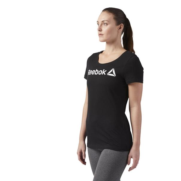 Спортивная футболка Reebok Linear Read