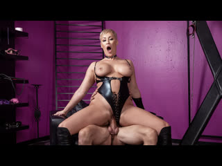 Ryan keely - the femdom florist (big tits, milf, blonde, blowjob, latex, bdsm)