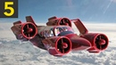 5 Flying Cars you can Actually Buy!