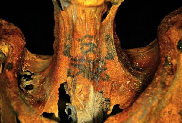 У древнеегипетских мумий обнаружили невидимые татуировки Инфракрасное излучение помогло увидеть тату на древних мумиях возрастом около 3000 лет.Археологи из Университета Миссури в Сент-Луисе при