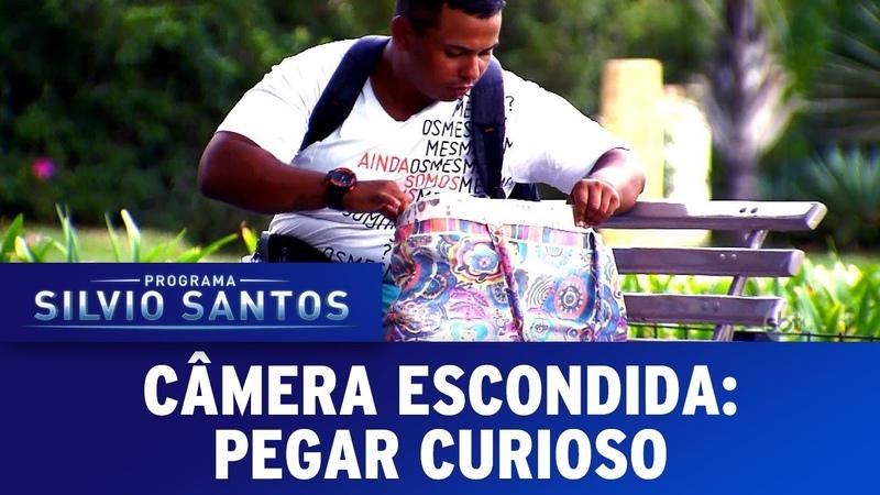 Pegar Curioso   Câmera Escondida (190317)