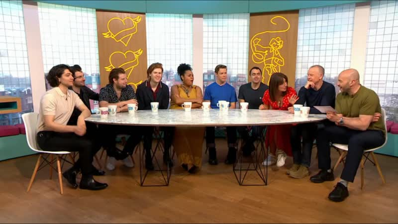 The Amazons at Sunday Brunch (190519)