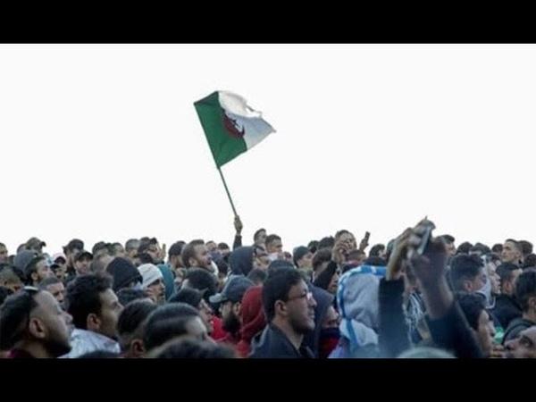 Libérez l'Algérie Chanson contre le 5e mandat