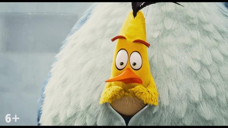 Angry Birds 2 в кино - Русский Тв ролик