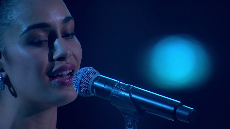 Jorja Smith - Don't Watch Me Cry (Live at The BRIT Awards 2019)
