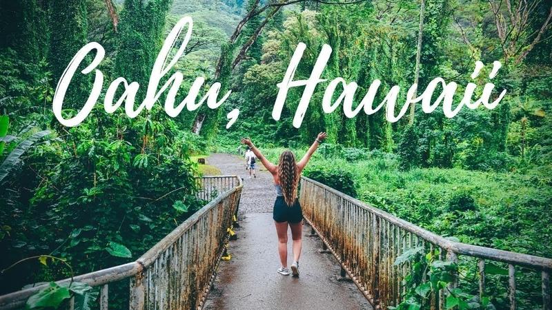 Oahu Hawaii 2019 4K DJI Osmo Pocket Gopro