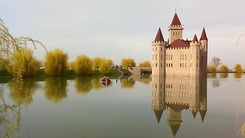 Замок Шато Эркен в КБР