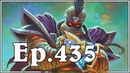 Funny And Lucky Moments Hearthstone Ep 435