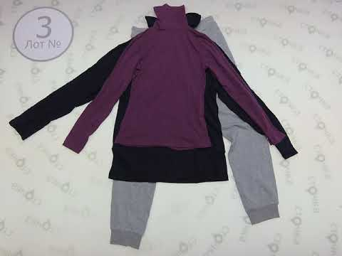 LIDL Leisure Clothes Womens Mens 3,сток одежда оптом