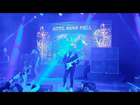 Axel Rudi Pell - Fool fool. Live in Moscow. 22.03.2019