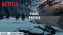 LOVE DEATH ROBOTS | Inside the Animation: The Secret War | Netflix