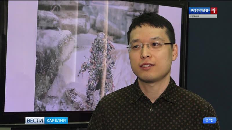 Петрозаводчане попали в объектив южнокорейского фотографа