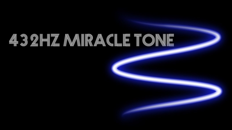 432Hz Miracle Tone | Raise Positive Vibrations | Healing Frequency 432 Hz | Positive Energy Boost