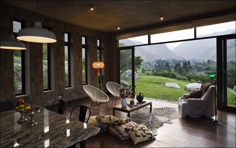 Жилой дом в Перу / Marina Vella Arquitectos